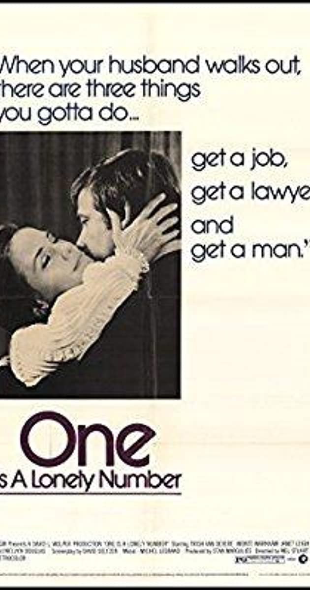 One is a Lonely Number (1972) - IMDb