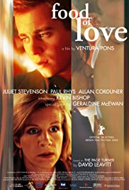 Food of Love (2002) Poster - Movie Forum, Cast, Reviews