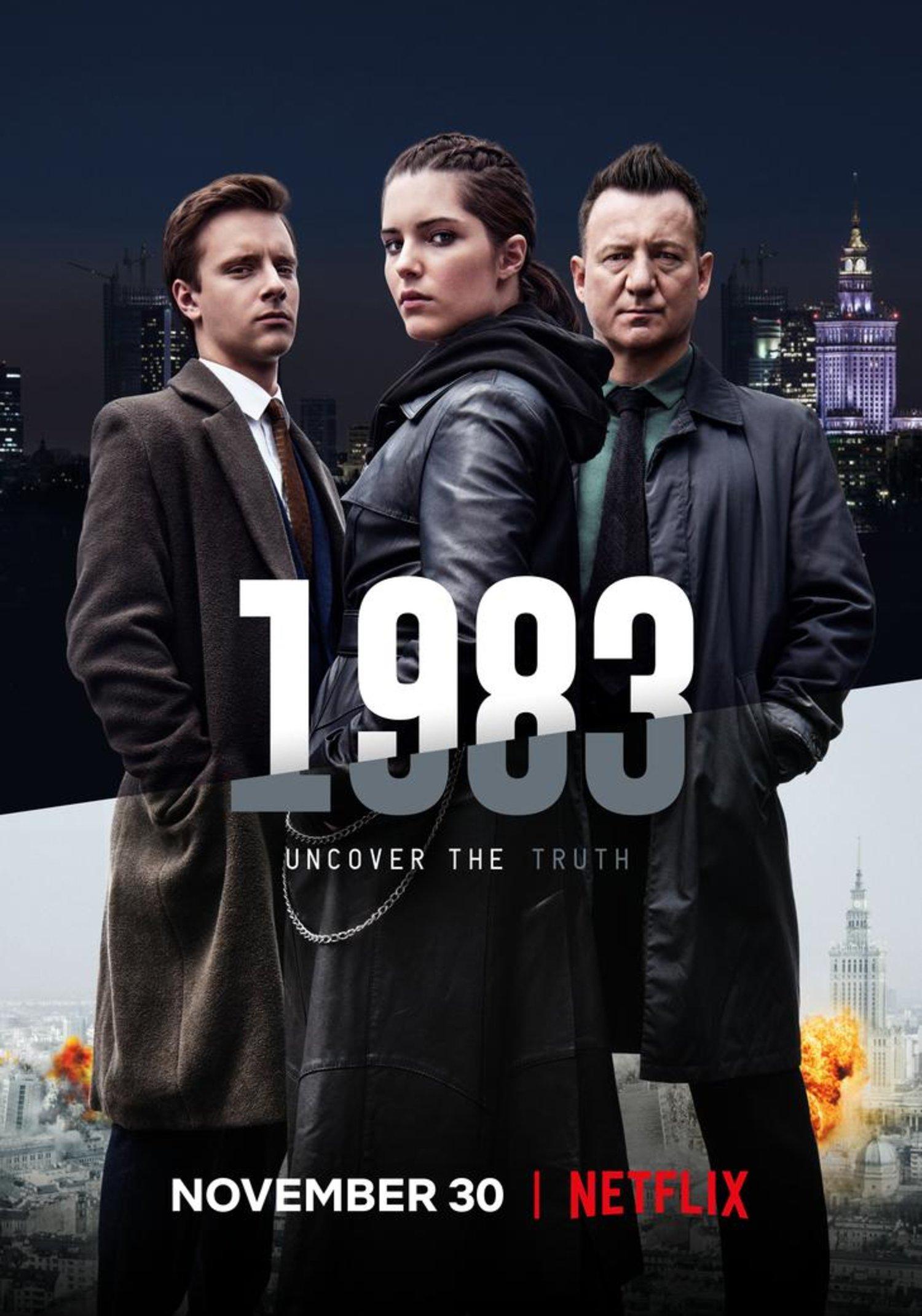 1983 (TV Series 2018– ) - IMDb