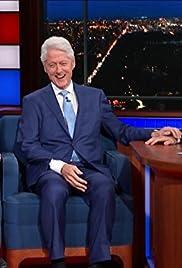 President Bill Clinton and James Patterson/Tig Notaro Poster