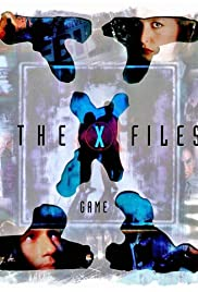 The X-Files Game Poster