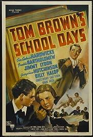 Tom Brown's School Days Poster