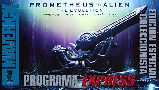 New movie dvdrip download Programa Express: Pack Alien (Blu-ray) Spain [hddvd]