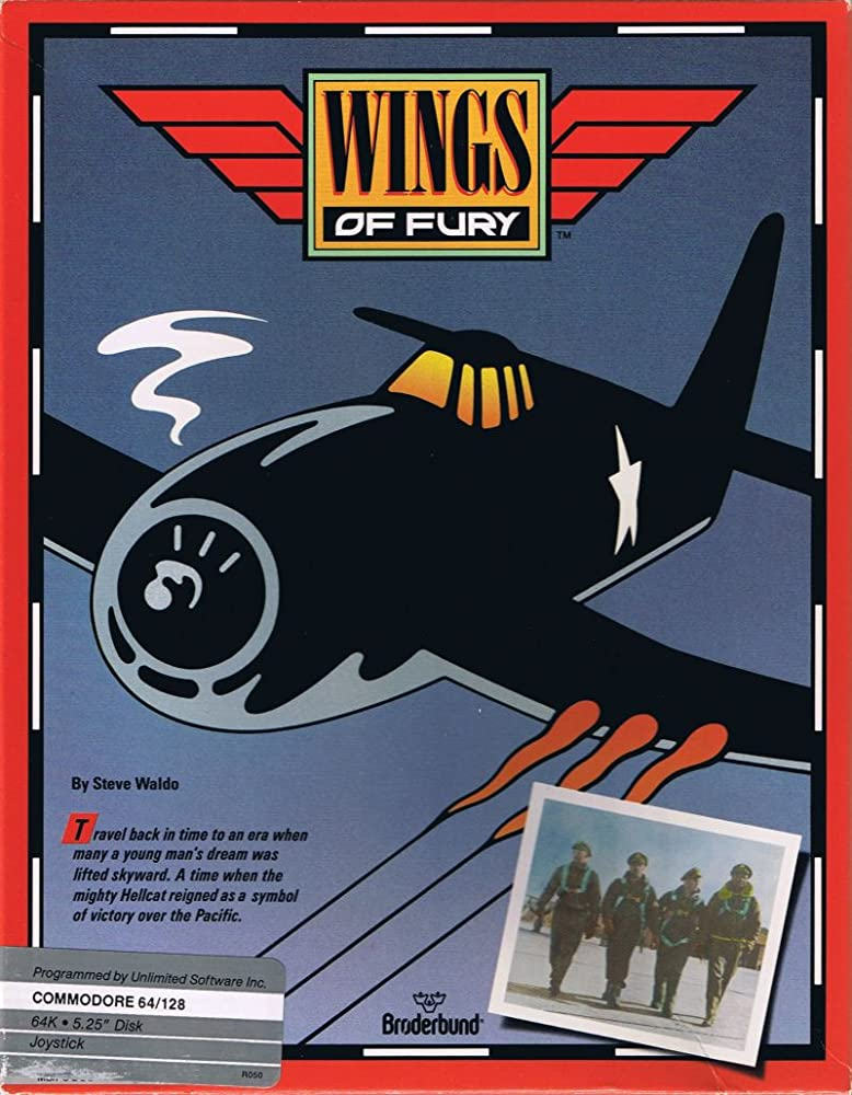 Wings Of Fury 1987