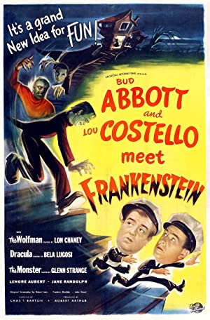 Where to stream Abbott and Costello Meet Frankenstein