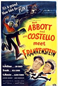Primary photo for Abbott and Costello Meet Frankenstein