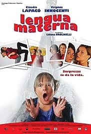 Lengua materna Poster