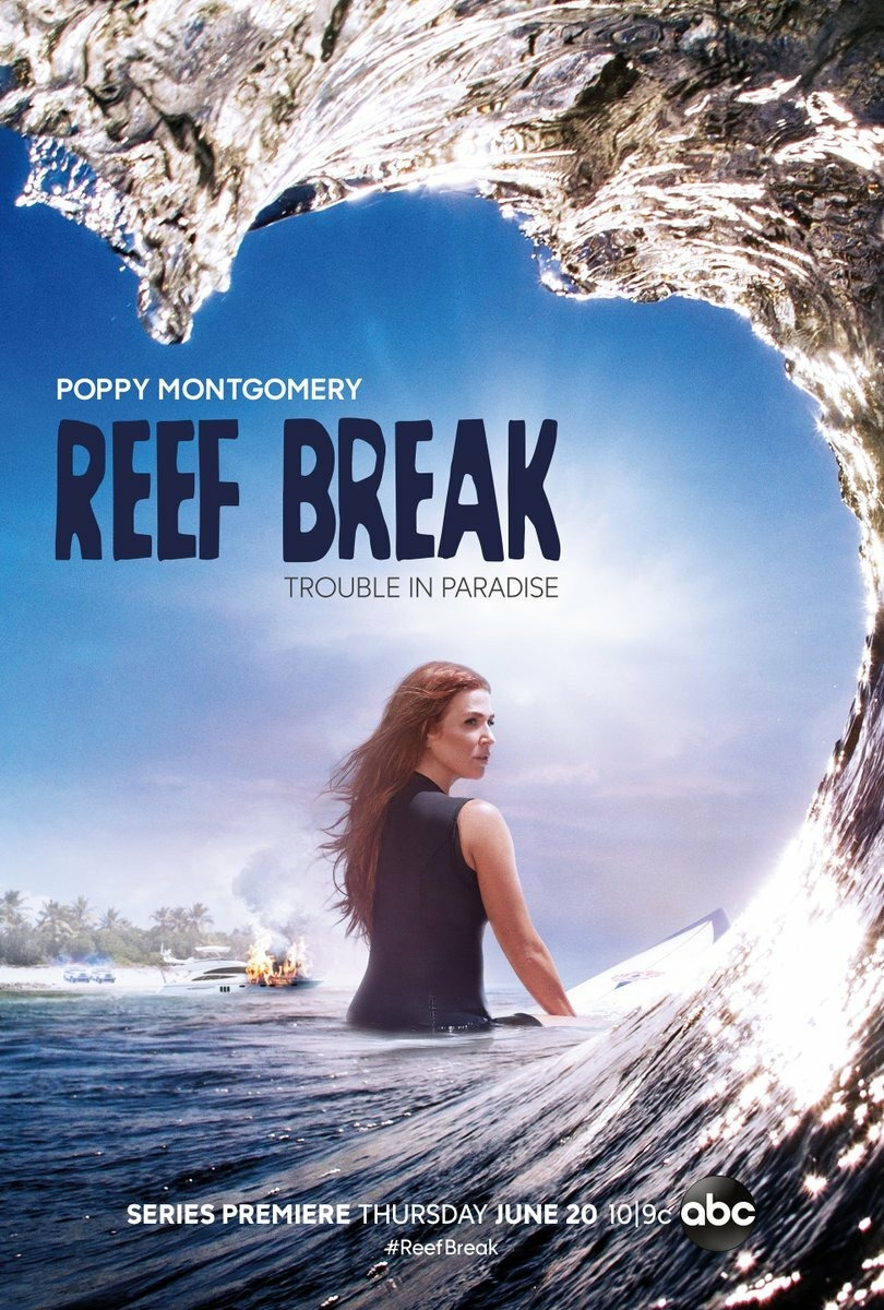 Atostogos rifuose (1 Sezonas) / Reef Break Season 1