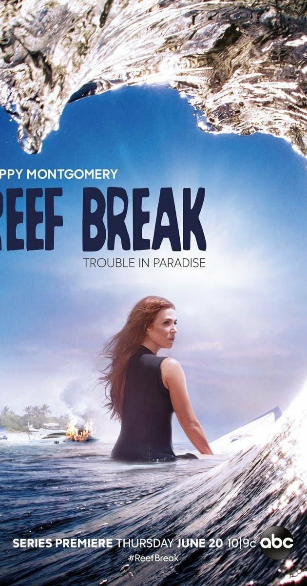 where is reef break filmed