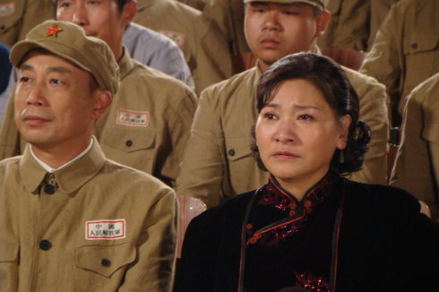 Haiying Sun and Zichun Fang in Yi ge nü ren de shi shi (2009)