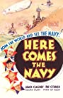 Here Comes the Navy (1934) Poster