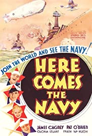 Here Comes the Navy Poster