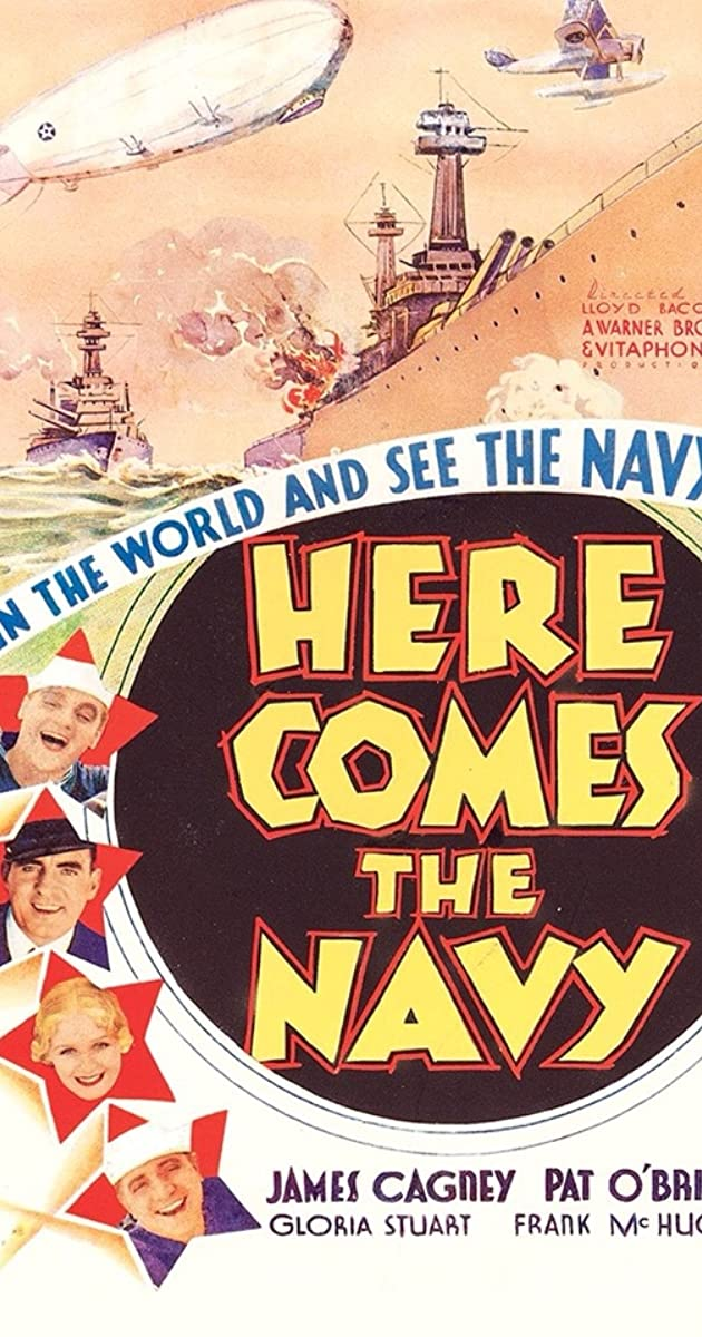 Subtitle of Here Comes the Navy