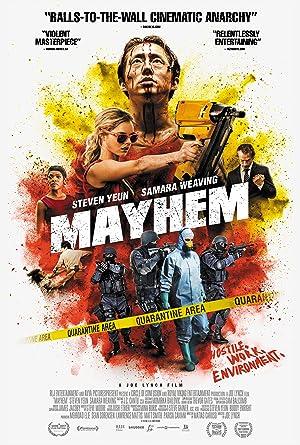 Movie Mayhem (2017)