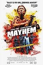 Mayhem (2017) Poster