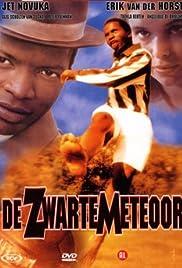 De zwarte meteoor Poster