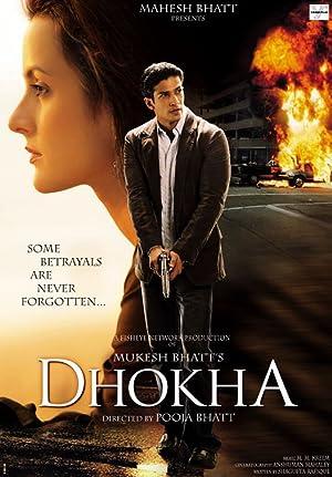 Where to stream Dhokha