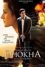 Dhokha Poster