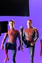 Behind the Scenes of 'Spider-Man'