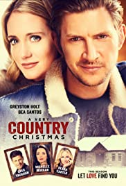 a very country christmas poster - Country Christmas Movie