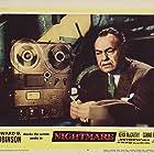 Edward G. Robinson in Nightmare (1956)
