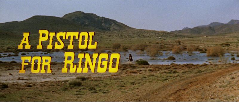 Una pistola per Ringo (1965)