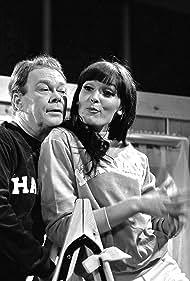 Maud Berthelsen and Elith Foss in Mille, Marie og mig. Eller Giselle eller? (1965)