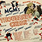 Judy Garland, Gene Kelly, Lucille Ball, Mickey Rooney, Eleanor Powell, Kathryn Grayson, Lena Horne, José Iturbi, Red Skelton, and Ann Sothern in Thousands Cheer (1943)