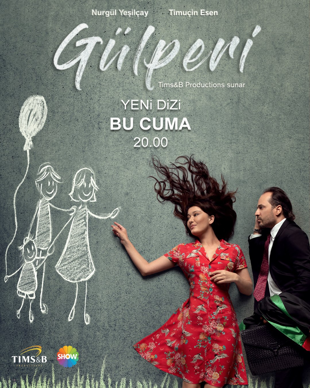 Gülperi (TV Series 2018–2019) - IMDb