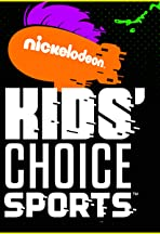 Nickelodeon Kids' Choice Sports 2017