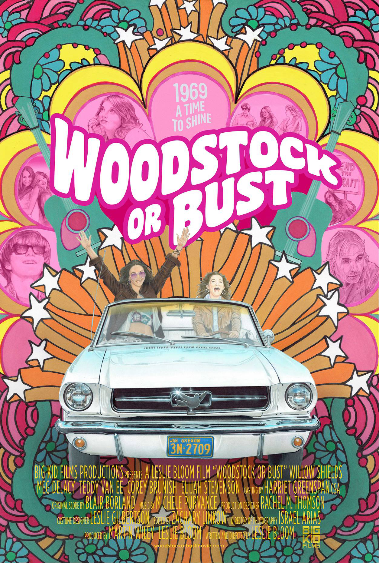 Woodstock Or Bust Production Amp Contact Info Imdbpro