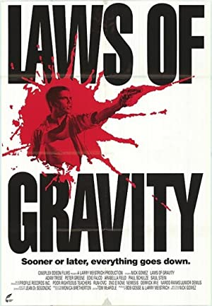 Where to stream Laws of Gravity