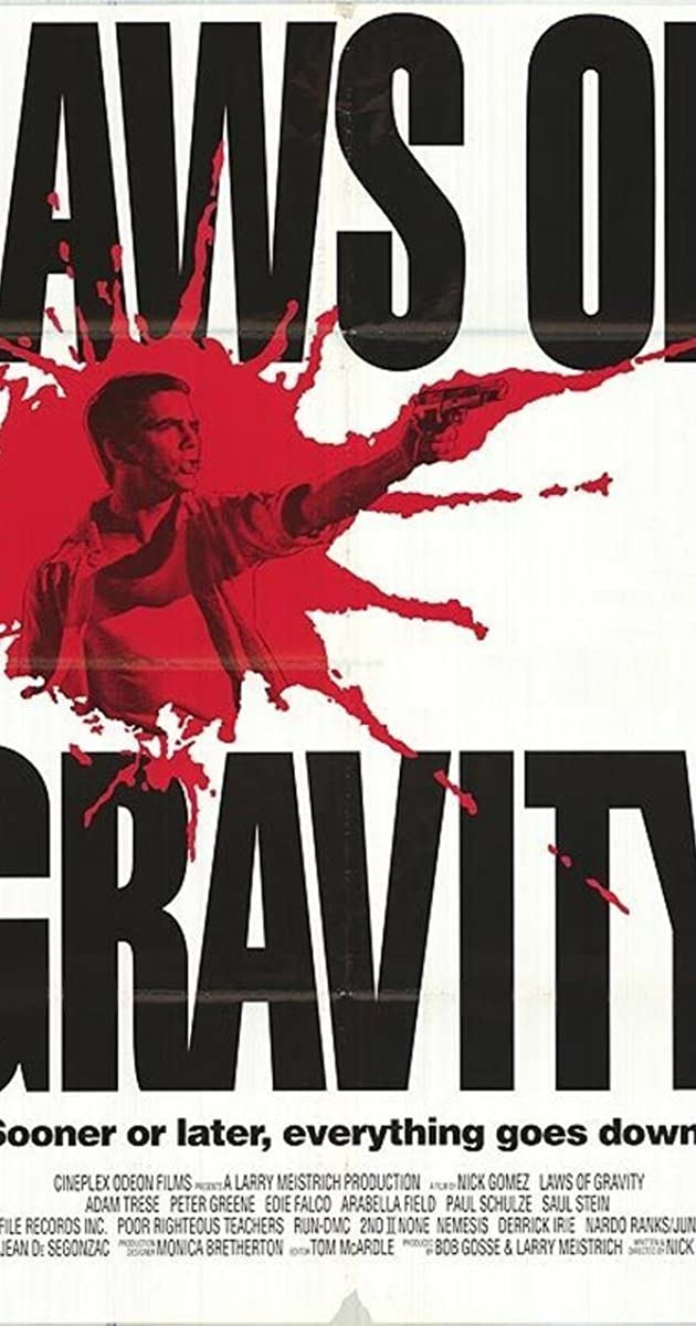 Subtitle of Laws of Gravity