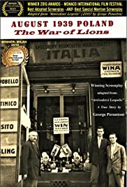 The War of Lions Poster