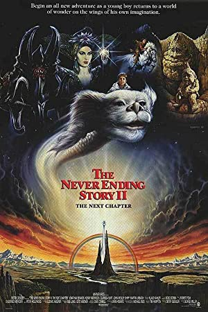Die unendliche Geschichte 2: Auf der Suche nach Phantásien (1990)