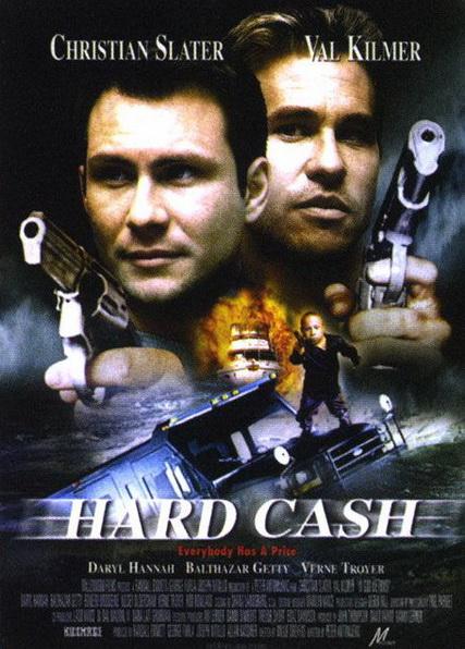 Val Kilmer, Christian Slater, and Verne Troyer in Hard Cash (2002)