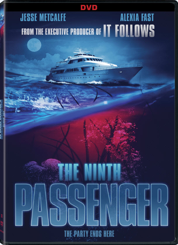 The Ninth Passenger Movie Poster