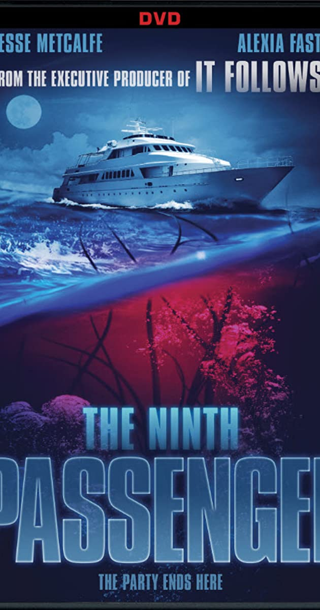 Subtitle of The Ninth Passenger
