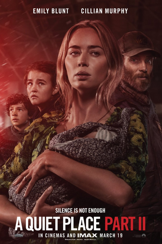 A Quiet Place Part 2 (2021) Hindi Dual Audio 480p HDRip x264 350MB Download