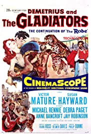 Demetrius and the Gladiators (1954)