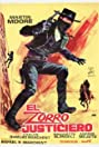 The Avenger, Zorro (1969) Poster