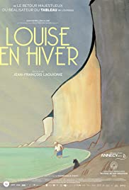 Louise by the Shore Poster