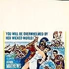 Tina Louise and Kerwin Mathews in Saffo - Venere di Lesbo (1960)