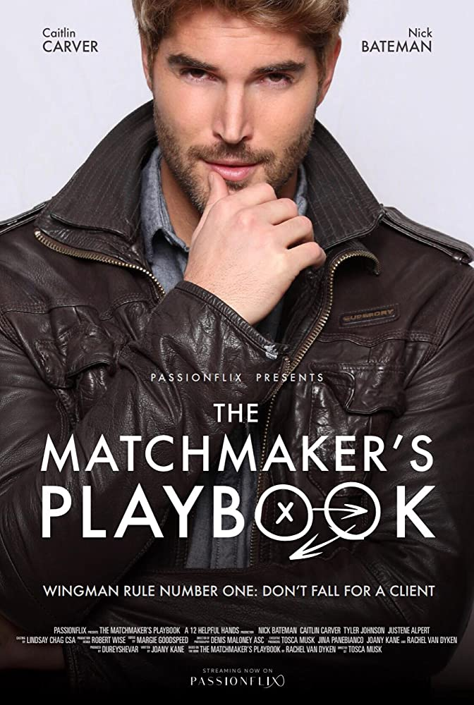 The Matchmaker's Playbook Movie Poster