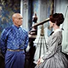 Yul Brynner and Samantha Eggar in Anna and the King (1972)