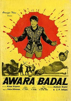 Awara Badal movie, song and  lyrics