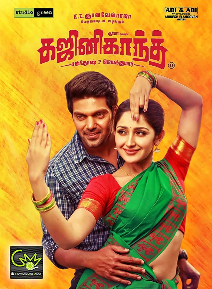 Ghajinikanth (2019) Hindi 720p Hevc HDRip