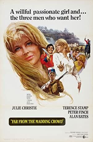 Far from the Madding Crowd (1967) online sa prevodom