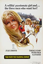 Far from the Madding Crowd (1967) Poster - Movie Forum, Cast, Reviews