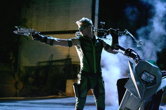 Smallville 6×04 – Flecha